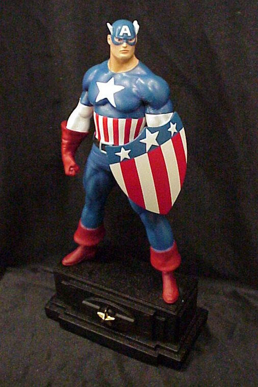 Captain America Gold