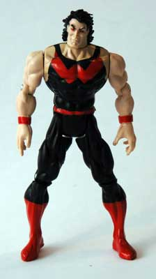 Toyfare Exclusive Wonder Man