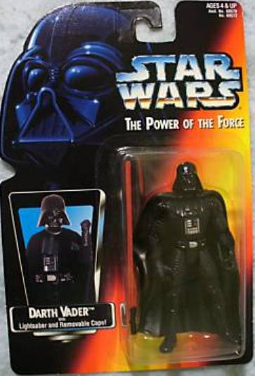Darth Vader with Lightsaber and Removable Cape