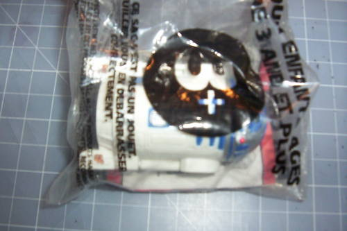 Taco Bell R2-D2 Polybag